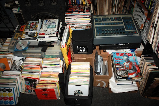 records and such