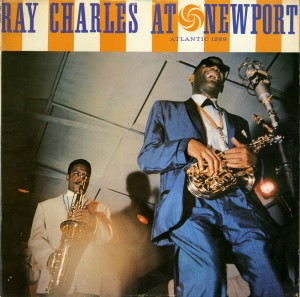 『At Newport』 Ray Charles