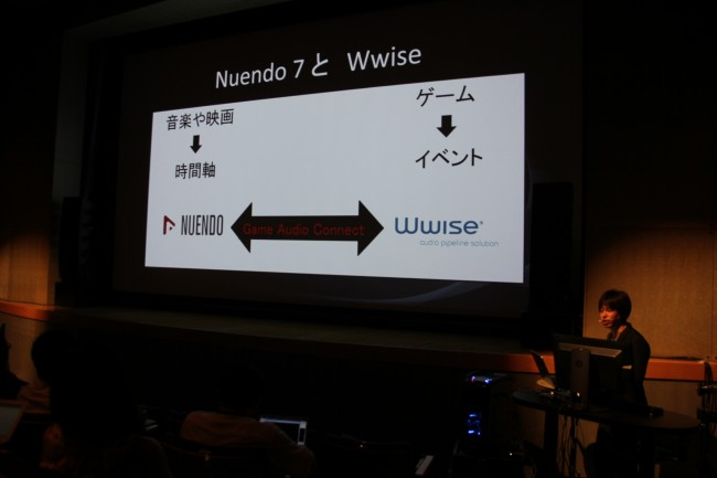 Game Audio ConnectでNuendoとWwiseを接続