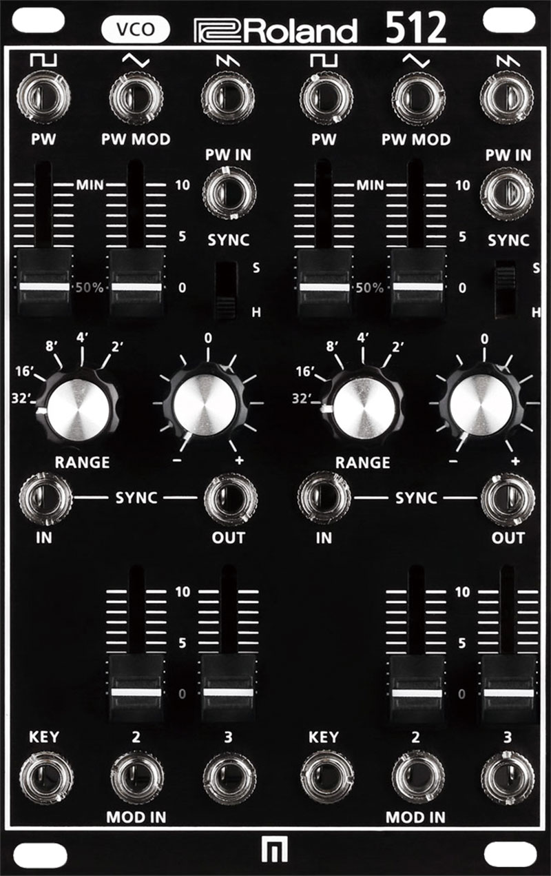▲SYS-512 VCO