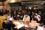 Tokyo Festival of Modular presents Cafe Deluxe #2 レポート