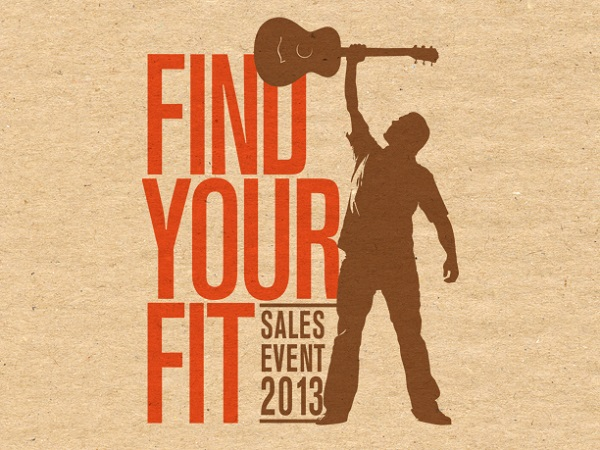 Find Your Fit 2013 Web Graphic