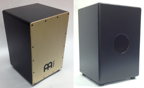 MEINL CAJON with BAGサブ