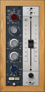▲Neve 1073 Preamp & EQ Plug-In Collection
