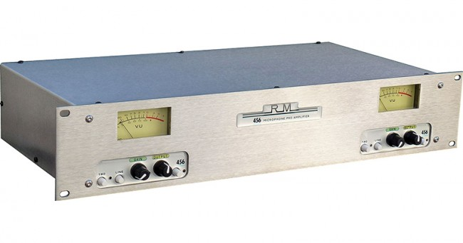 RM_456-Microphone-Pre-Amplifier