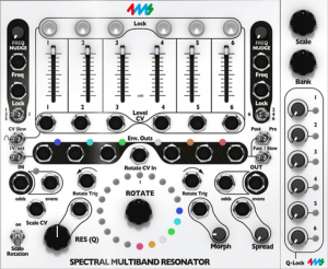 ▲4MS Spectral Multiband Resonator