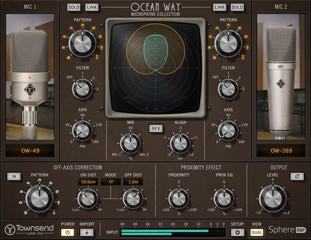 Ocean Way Microphone Collection